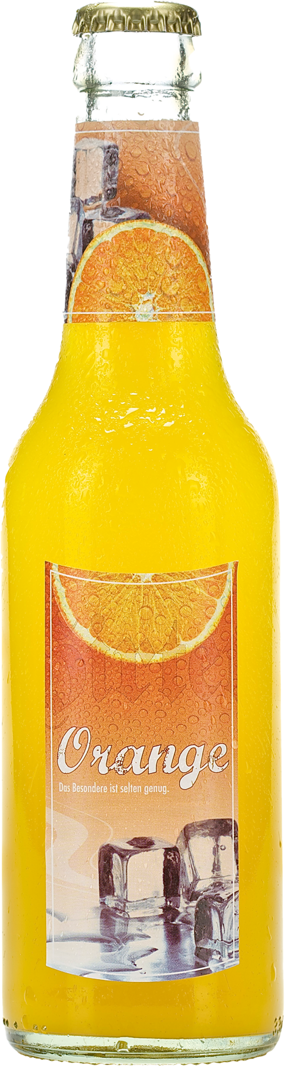 Hirter Orange Flasche03
