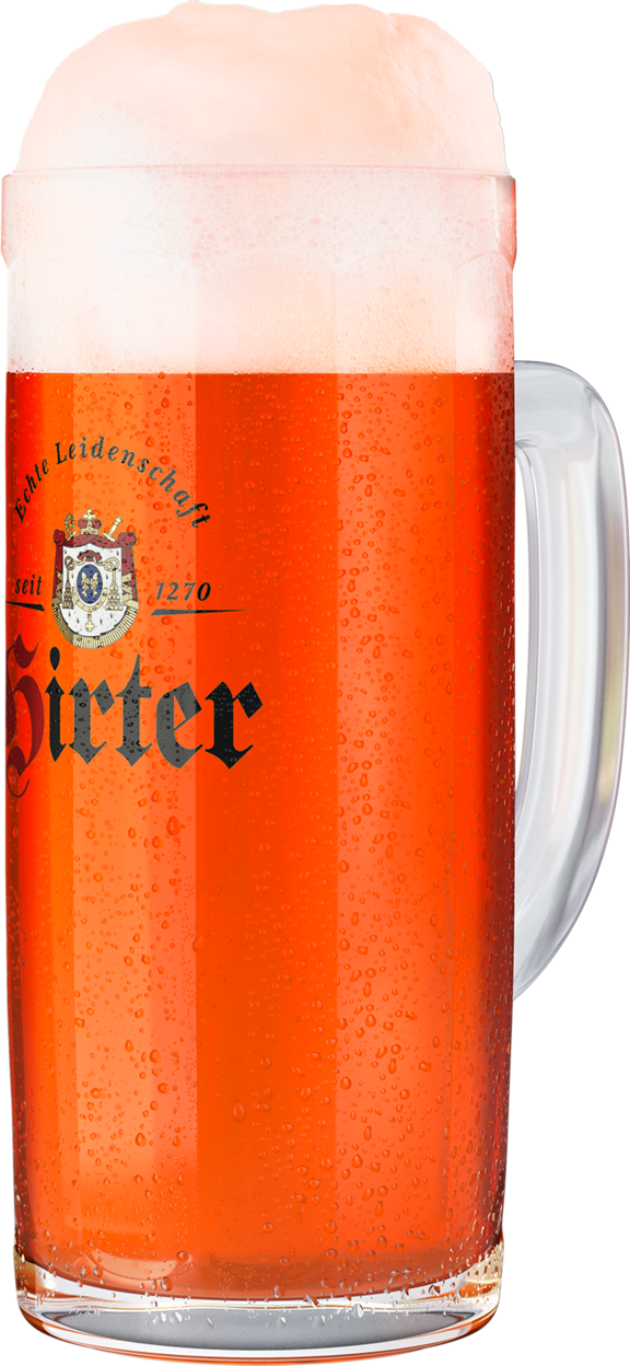 Hirter Herbstcult Glas gross