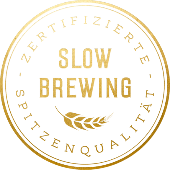 slow brewing gold