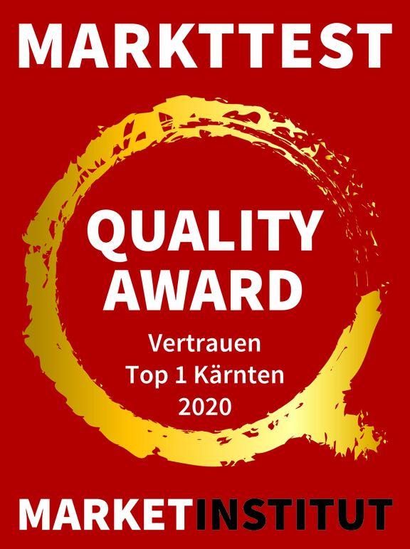 Hirter Market Quality Award 2020